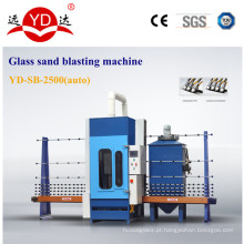 para Windows Screen Mirror com Sand Blasting Big Size Machine