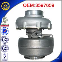 HX50 3597659 turbo-chargeur pour moteur Scania DSC11-04