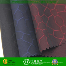 Polyester Semi Memory Fabric mit Jacquard für Jacke
