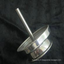 Shisha de coquillages en verre de qualité supérieure pour usage quotidien (ES-HK-113)