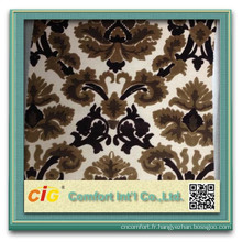china fournisseur Populaire dernière conception tissu inclinable canapé et textile