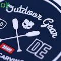 Beliebte Cartoon Silikon Cup Coaster für die Reise