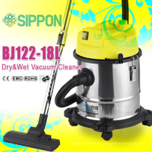 New vacuum cleaner for wet and dry use