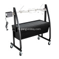 Deluxe BBQ Spit Roaster با موتور Rotisserie