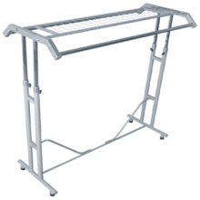 Special design powder coating clothes display racks, fabric display rack, helmet display rack