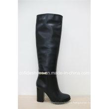Fashion Winter High Heels Warm Snow Ladies Boots