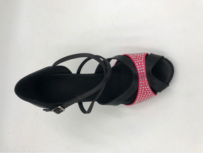 Ladies Pink Dance Shoes Ca