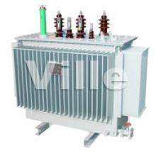 Transformador de distribuição Transformador de distribuição fechado trifásico com núcleo de ferida
