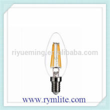 luces de vela llevadas filamento c35