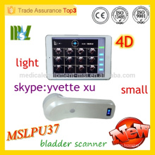 MSLPU37M 4D Wireless Bladder Scanner Protable bladder scanner ultrasound work with iphone/ipad/andriod