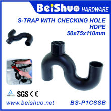 Cheap Price HDPE S-Trap Sewage Fittings