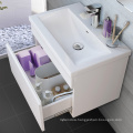 Cheap promotion lacquer door melamine bathroom cabinet