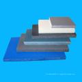 Hoja de techo de PVC de material corrugado de PVC