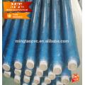 Heißer normaler, klarer blauer PVC-Film für Beutelmaterial