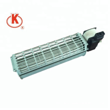 220V 60mm Hot venda cross flow fan Ventilador tangencial boa qualidade