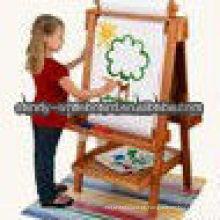 Frame de madeira dobrável Chalkboard Fornecedor