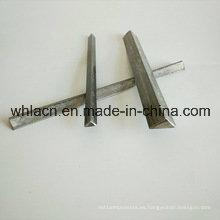 Prefabricados de acero Conrete Encofrado Imán Chaflán Tiras (24X24)