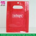 oem /odm printed drawstring tote clear plastic bags 16 x 18 new