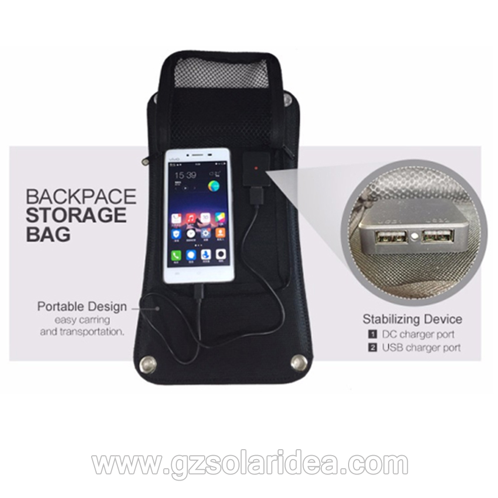 waterproof solar cell phone charger