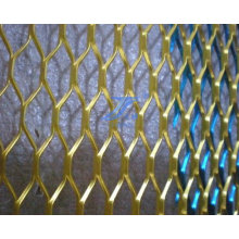 Copper Expanded Metal Fence (factory)