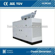 Gerador elétrico diesel de 220kW 60Hz com função de ATS