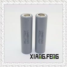 2016 Cheap for LG B4 18650 Battery Lgabb41865 Li Ion 1865 Battery 3.7V 2600mAh Lithium Ion Battery