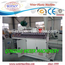 Small extruder machine line for co-extrusion product