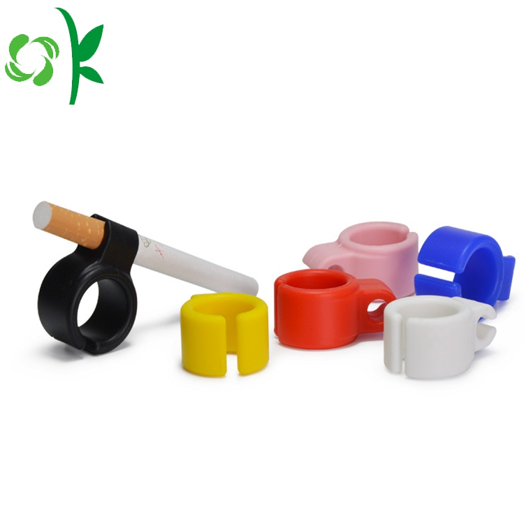 Smoking Silicone Rings