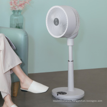 BeON 12 Speed Wind Oscillating Pedestal Fan Circulation Air with Remote Control for Malaysia