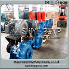 Heavy Duty Single Stage Slurry Pump to Suck Sludge & Mud