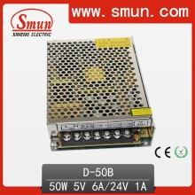 5VDC 24VDC Dual Output Switching Power Supply PSU
