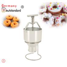 Convenient manual donut machine mini donut machine maker
