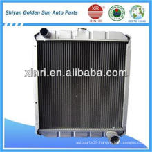 Hubei high quality radiator for auto Dongfeng Truck