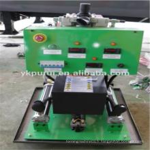 Machine de peinture anti-pulvérisation PU haute pression