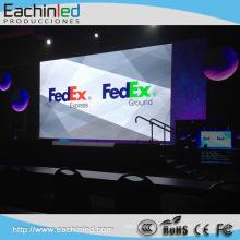 high-tech led scène d'affichage toile de fond p5 polychrome grand écran d'affichage led ultra lumière p5 intérieur