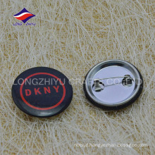 High quality printed popular business tin pin badges