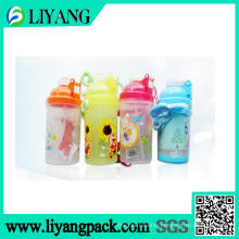 Flower and Cartoon Design, Heat Transfer Film for Plastic Water Bottle