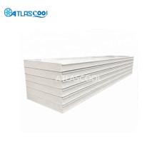 polyurethane pir sandwich insulation cold room panel