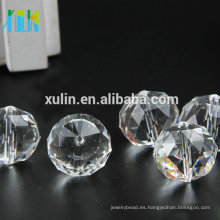 Faceted Crystal Ball Crystal Loose Beads