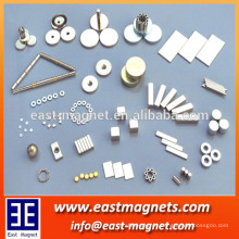 Customized sintered Neodymium magnet for motor