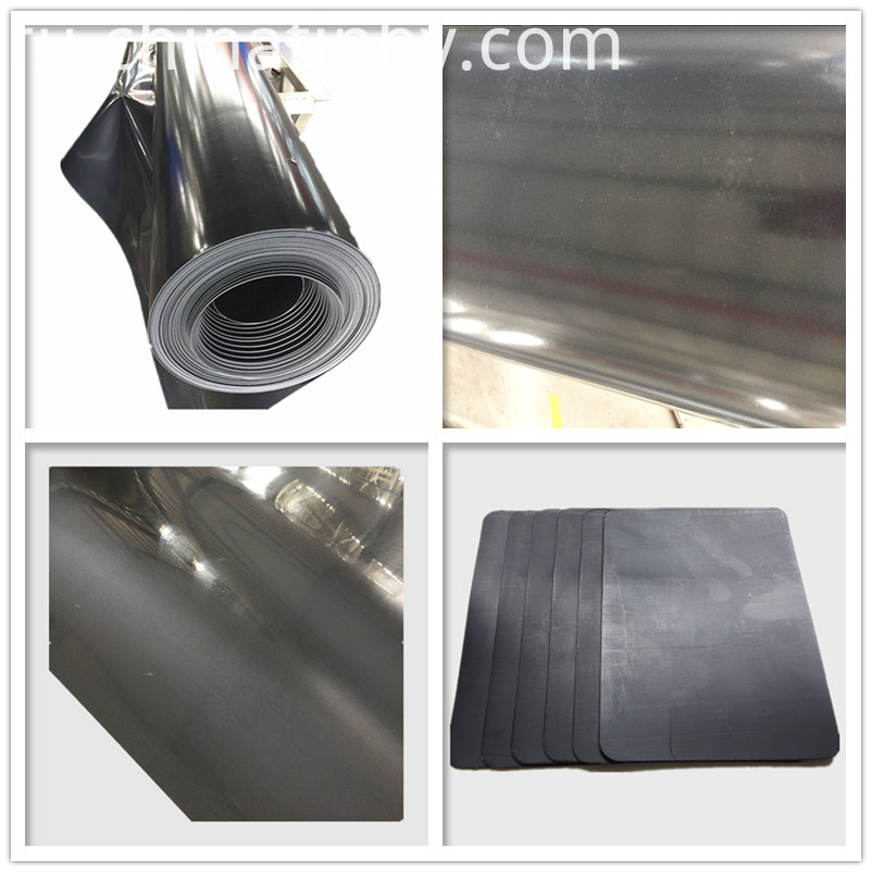 Hot selling hdpe geomembrane liner with high density
