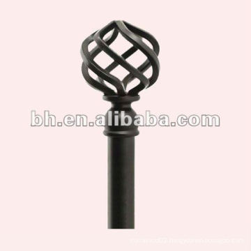 extensible metal curtain rods extendable pipe