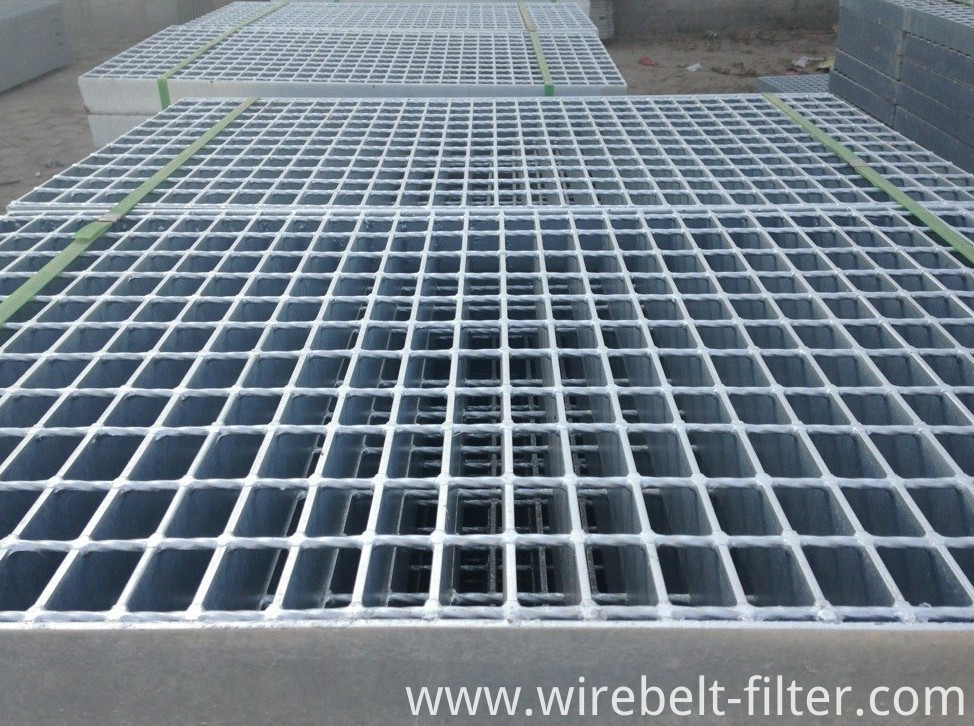 Bearing Bar Flat Cross Bar Twisted