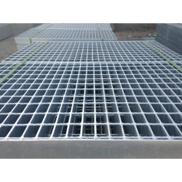 Welded stainless steel grating