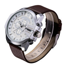6839 3eyes Quartz Montre