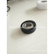 Plastic Pulley Wheels with Bearing 6002zz for Door Window