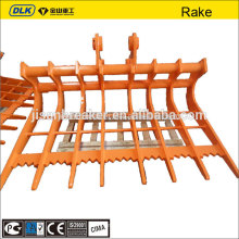 Root Rake Bagger Anbaurechen für Hyundai Xuwa Xugong