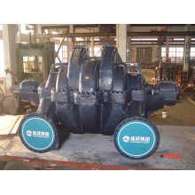 Pompe centrifuge à pompe instantanée de 1,0 m pour une double pompe à aspiration (SLOW900)