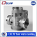 OEM china factory producing ss304 stainless steel water pump body casting