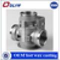 Fábrica de China fabricante de ss304 em aço inoxidável fundição de corpo de bomba de água